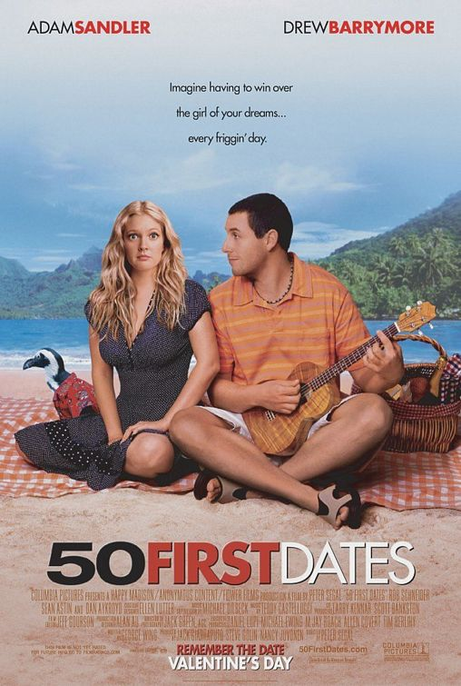 Ep 34: 50 First Dates | Popcorn Dialogues